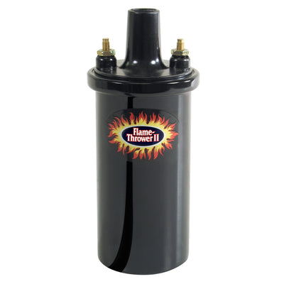 PerTronix 45111 Flame-Thrower II Coil 45,000 Volt 0.6 ohm Black Epoxy