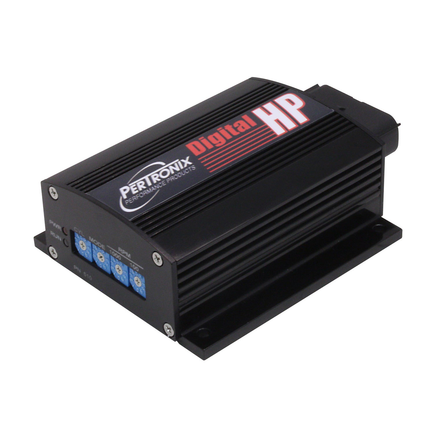 Digital HP Ignition Box Black Anodized Finish