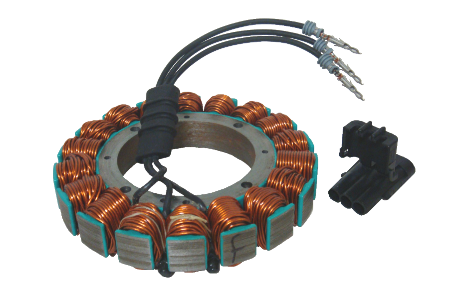 Compu-Fire 55404 - Stator for Compu-Fire 3Phase Systems for Evo Harley® Models
