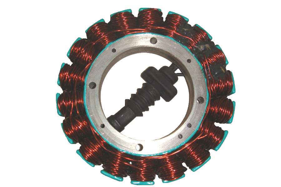 Compu-Fire 55405 - Stator for Compu-Fire 3Phase Systems on Twin Cam Harley® Models