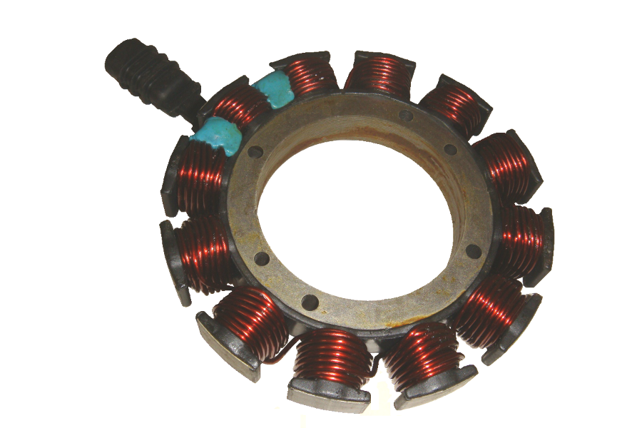 Compu-Fire 55530 - Stator for 81-99 Evo and Aftermarket Big Twin Harley® Models (OEM 29970-88)