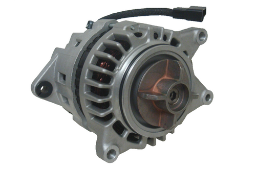 Compu-Fire 58500 - 90 Amp Alternator for 89 and Up Honda GL1500