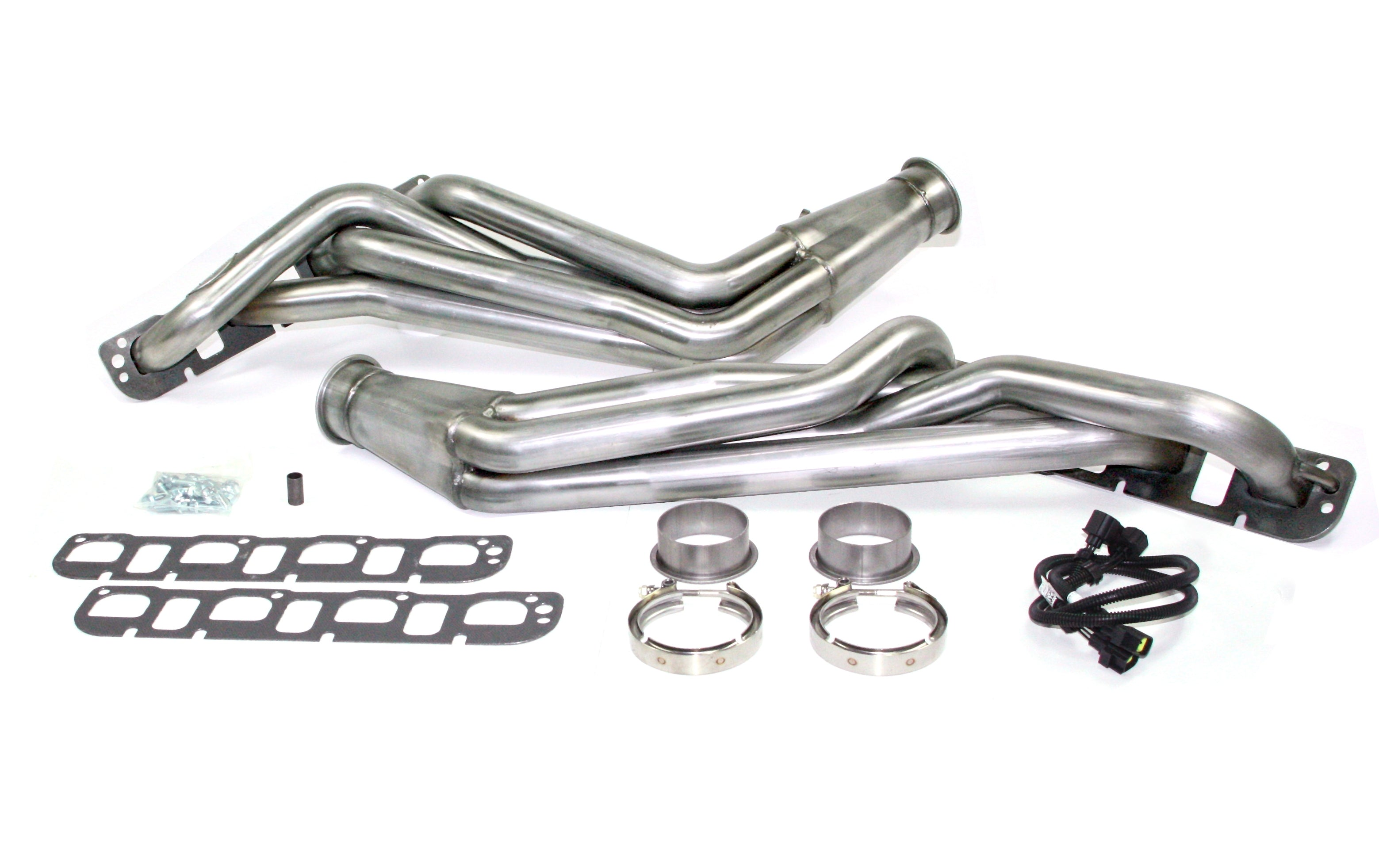 "JBA Performance Exhaust 6966S 1 7/8"" Header Long Tube Stainless Steel 08-2020 Challenger 5.7/6.1/6.2/6.4L 05-2020 Charger/300C/Magnum 5.7/6.1/6.2/6.4L"