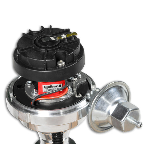 PerTronix Flame Thrower D170700 Billet Distributor with Ignitor II Cadillac