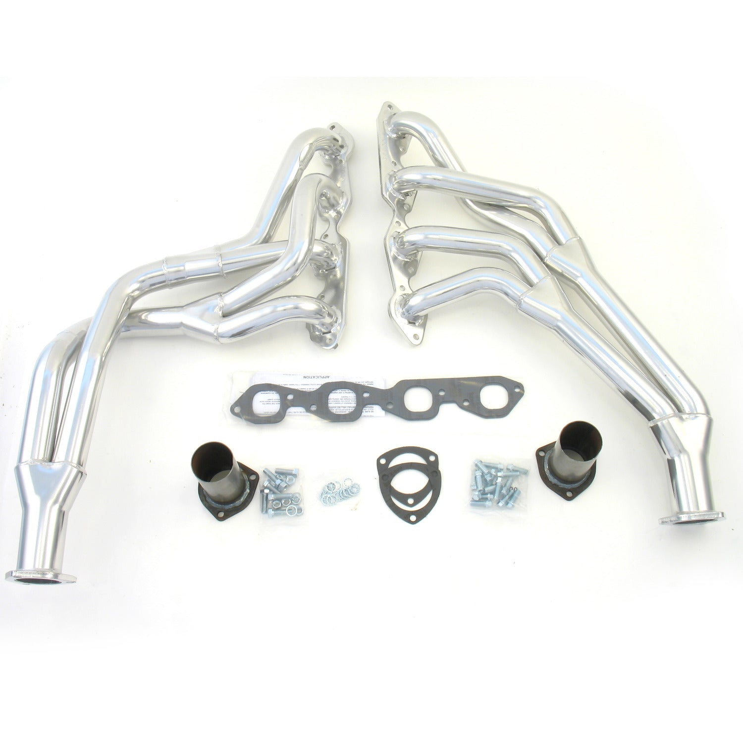 "Doug's Headers D303Y 1 3/4"" Tri-Y Header Chevrolet Truck Big Block Chevrolet 68-87 Metallic Ceramic Coating"