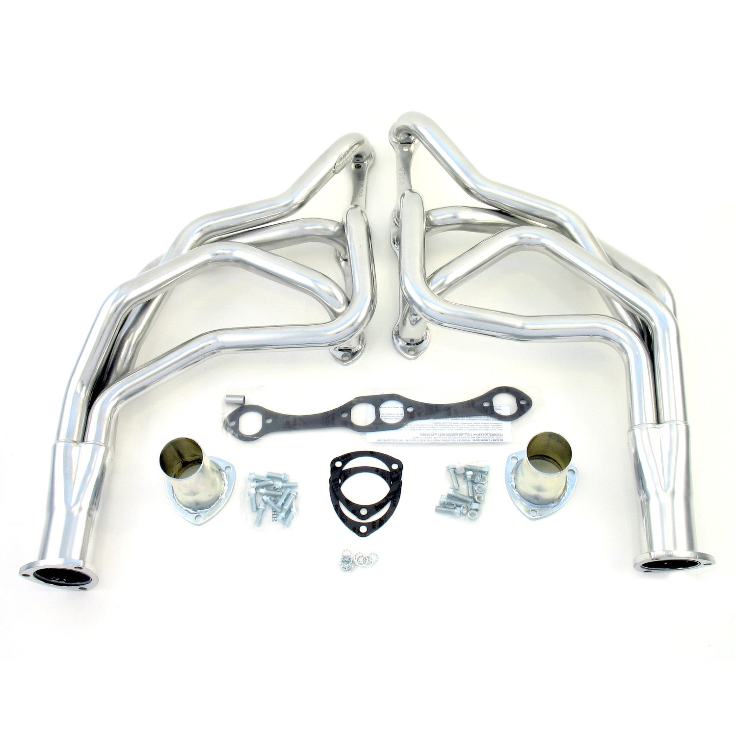 "Doug's Headers D310 1 5/8"" 4-Tube Full Length Header Chevrolet Truck Small Block Chevrolet 73-87 Metallic Ceramic Coating"