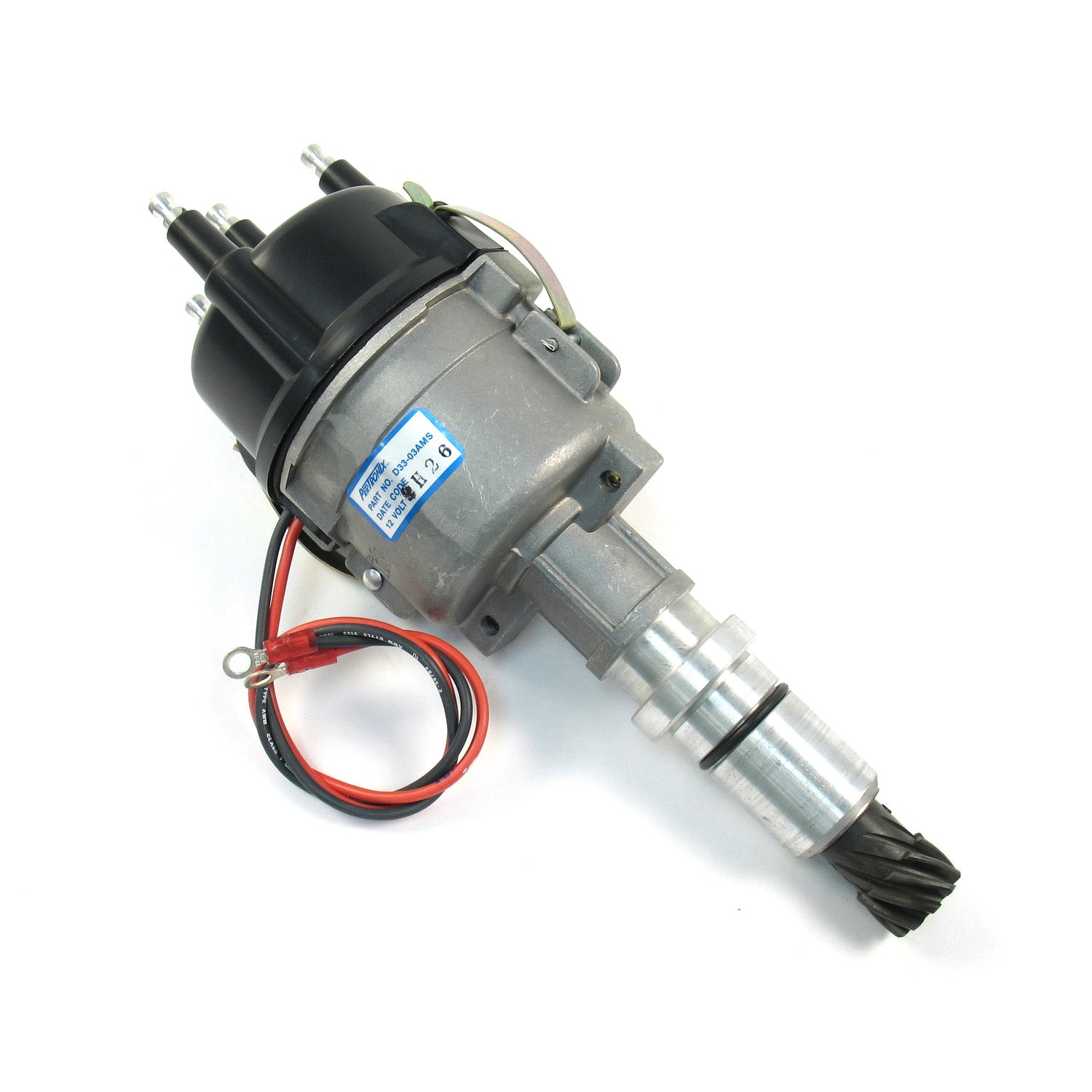 PerTronix D33-03AM Distributor Industrial Continental 3 cyl