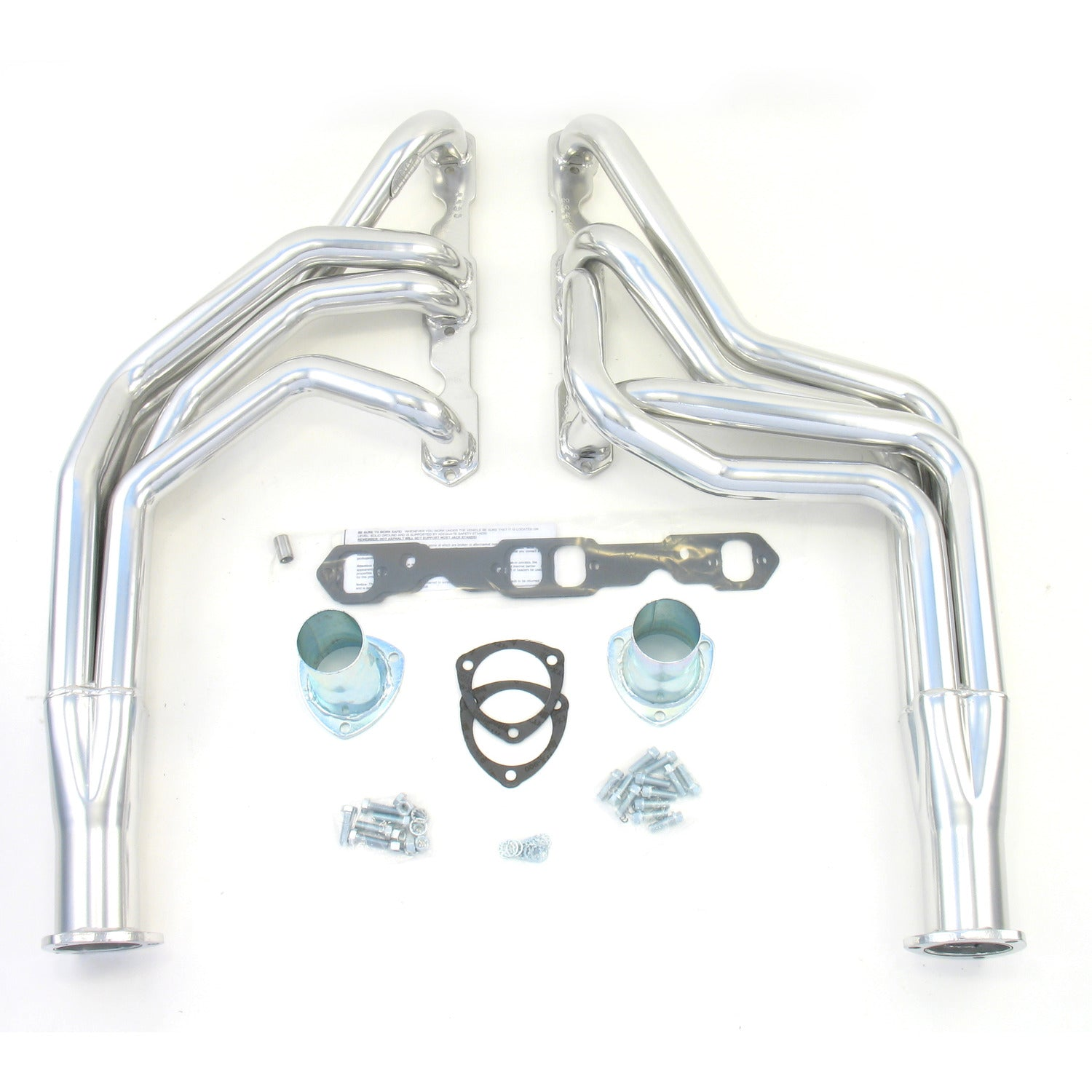 "Doug's Headers D353 1 3/4"" 4-Tube Full Length Header Chevrolet Pass Small Block Chevrolet 55-57 Metallic Ceramic Coating"