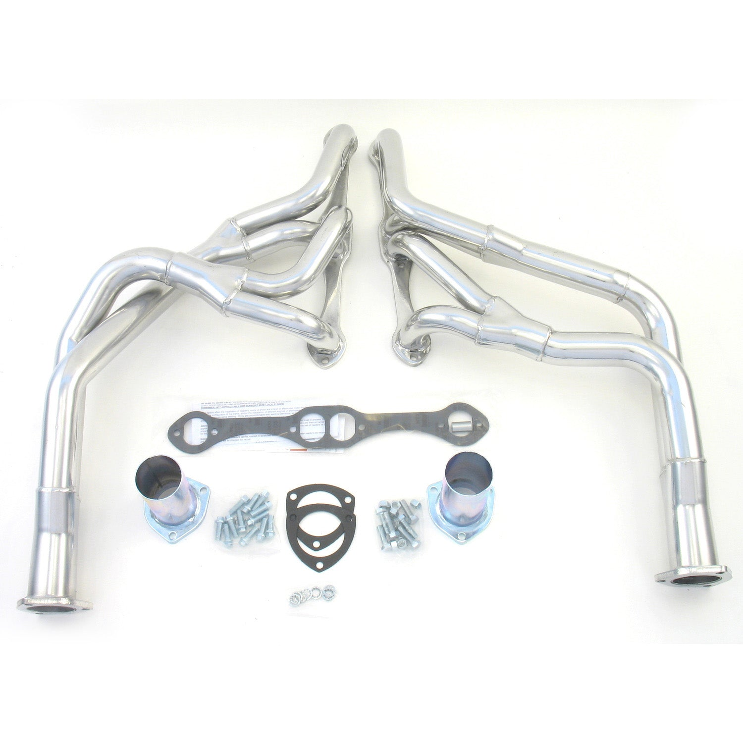 "Doug's Headers D375Y 1 5/8"" Tri-Y Header Chevrolet Camaro Small Block Chevrolet 67-74 Metallic Ceramic Coating"
