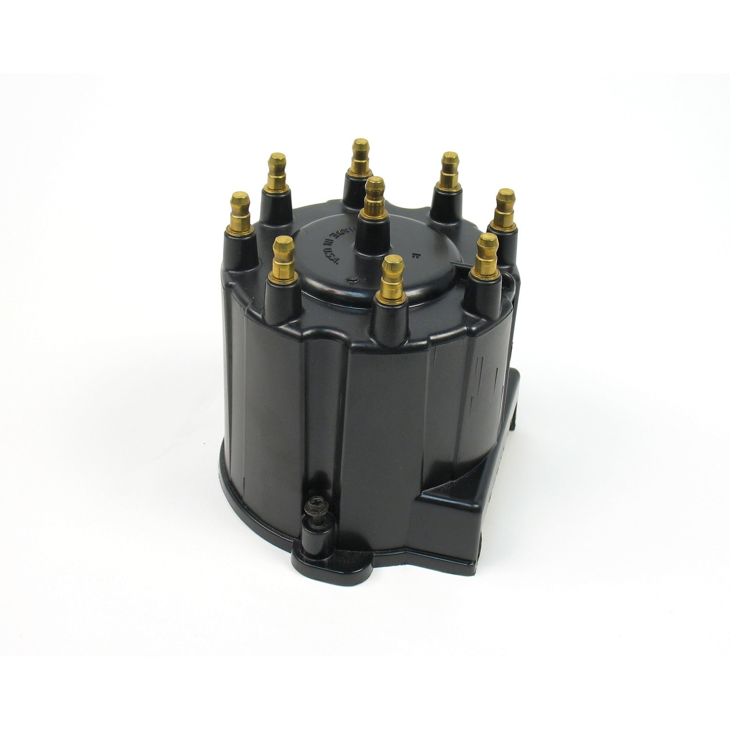 PerTronix D4150 Flame-Thrower Distributor Cap HEI/EST Black