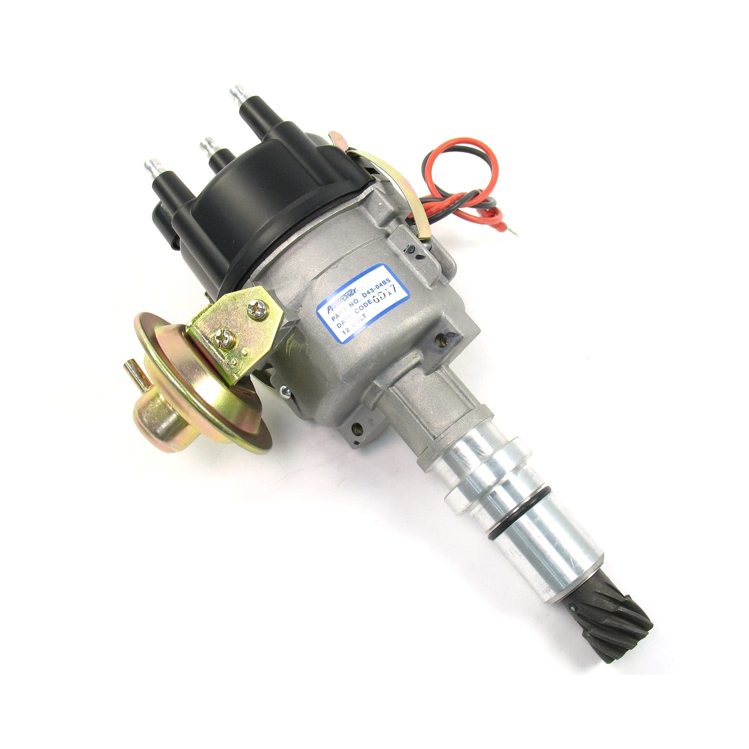PerTronix D43-04B Distributor Industrial Continental 4 cyl