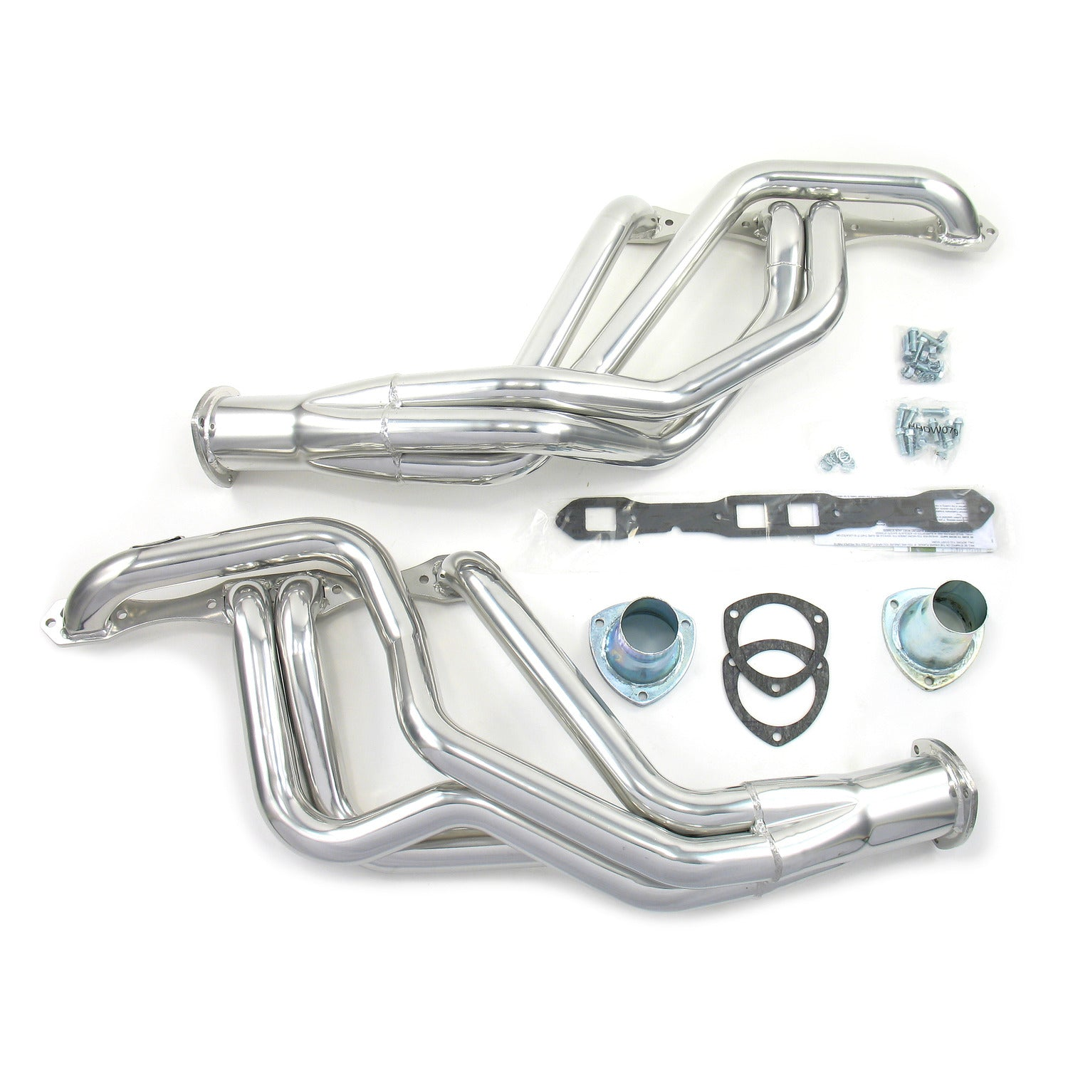 "Doug's Headers D452 2"" 4-Tube Full Length Header Mopar B Body Big Block Mopar 62-72 Metallic Ceramic Coating"