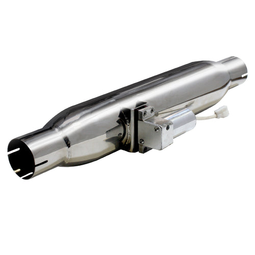 "Patriot Exhaust H3200 Muffler Varaflow 24""x 2 1/2"" Inlet/Outlet"