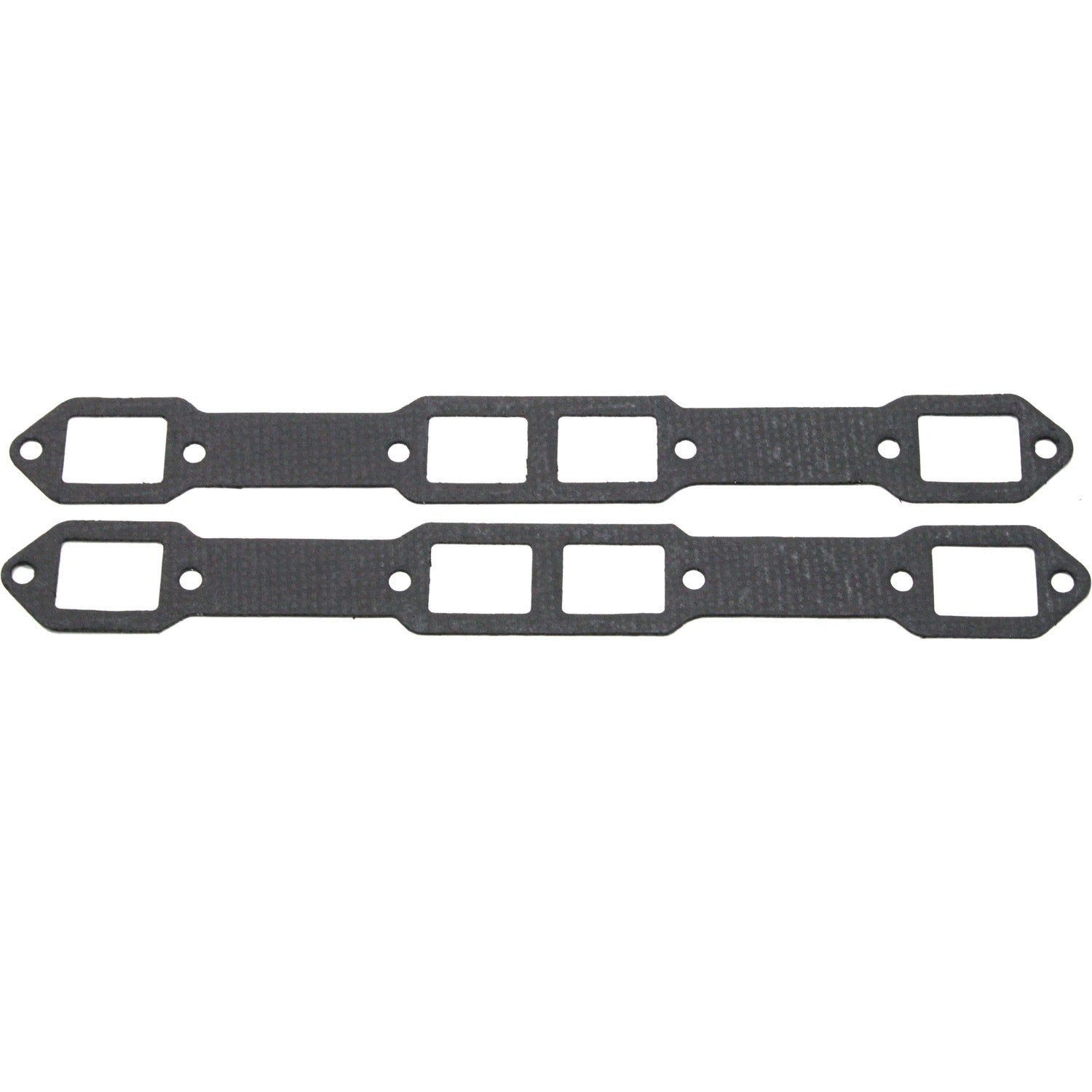 "Patriot Exhaust Header Gaskets Mopar 383-440 excluding Hemi 1 7/8"" Primaries Rectangular Port, pair"
