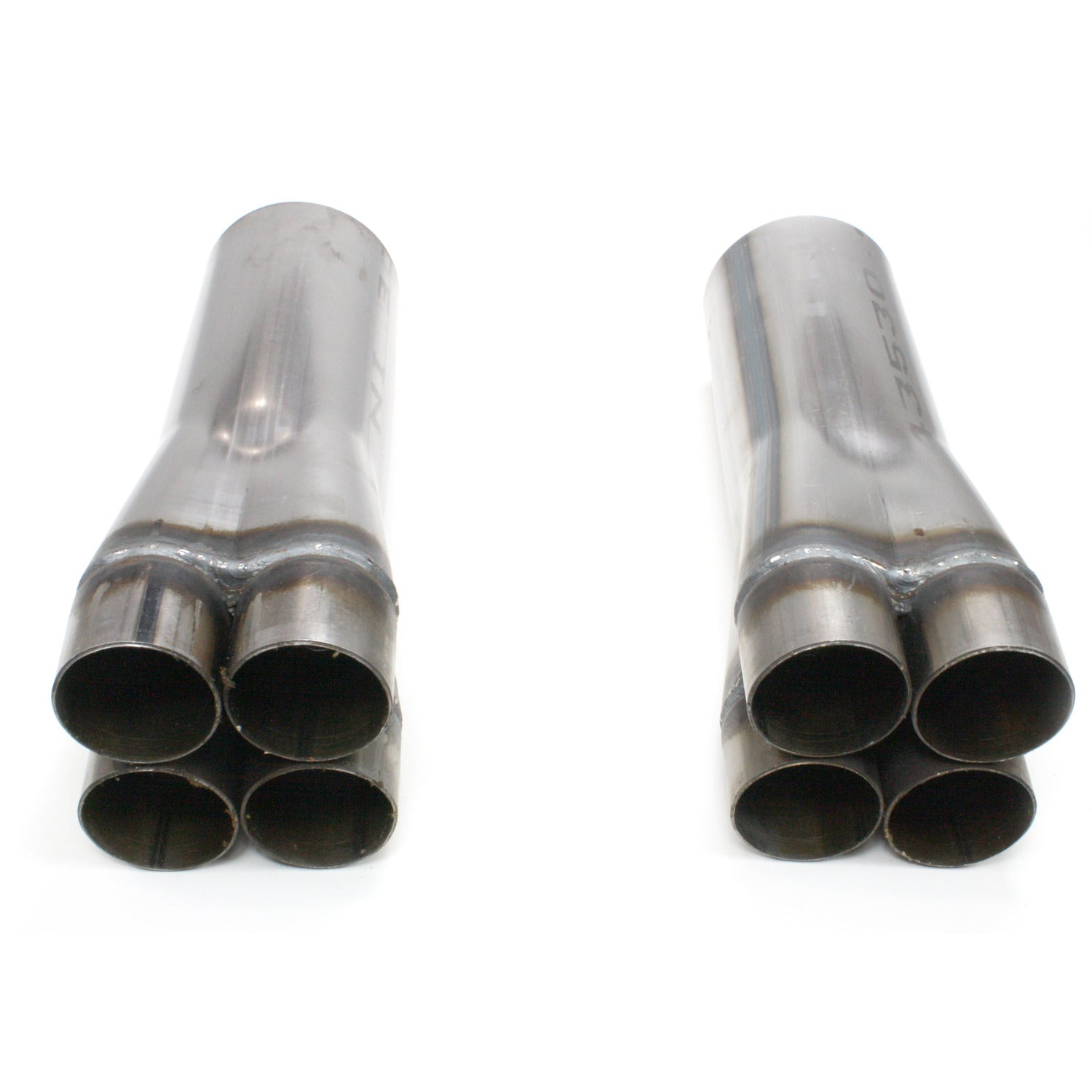 "Patriot Exhaust H7695 4-1 Slip-On Collectors 2 3/8""x4 1/2""x12"""
