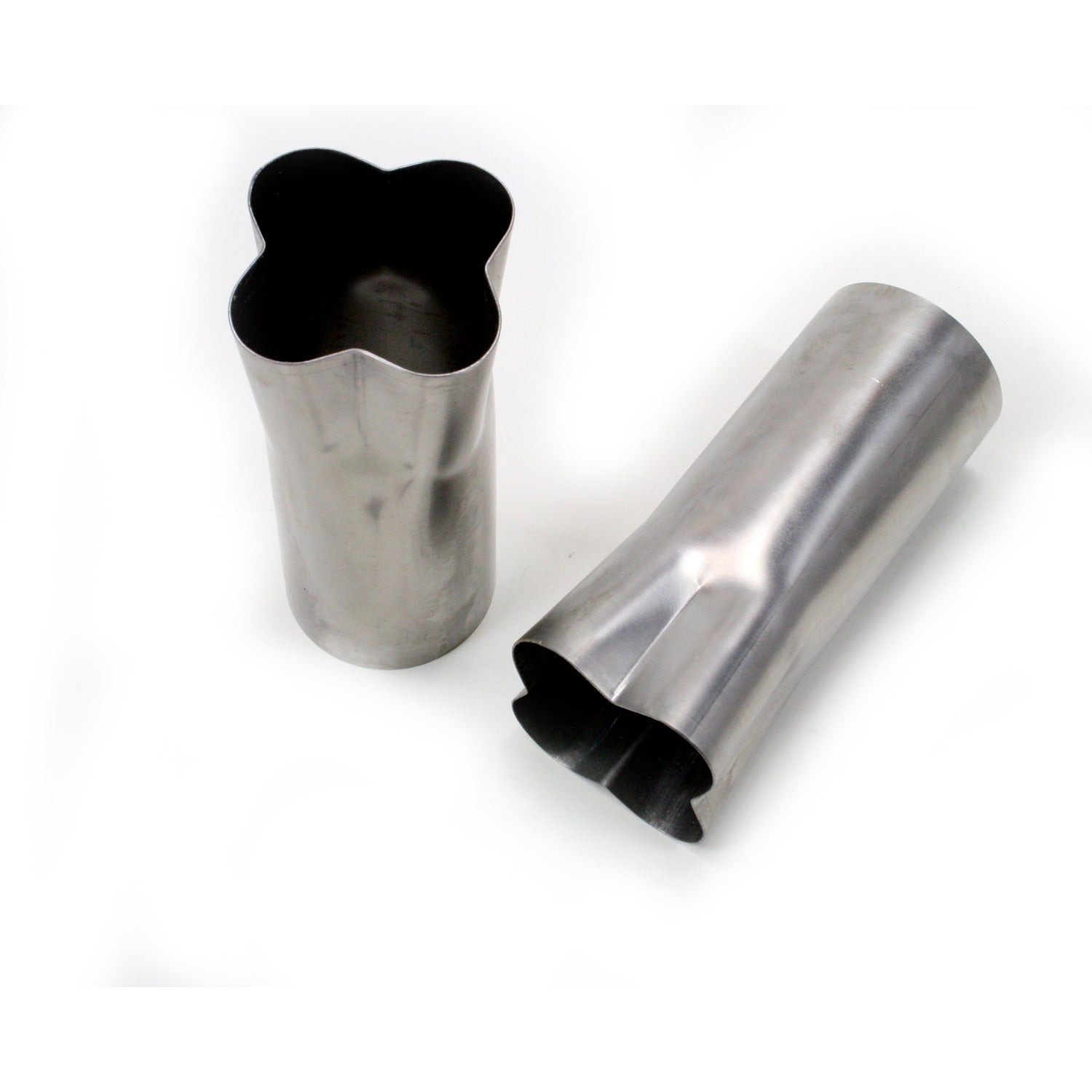"Patriot Exhaust H7696 4-1 Formed  Collector 2 1/2""x5""x10"""