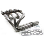 "Patriot Exhaust H8031 1 7/8""x3 1/2"" Roadster Header Chevrolet Sprint Car Big Block Chevrolet Raw Steel"