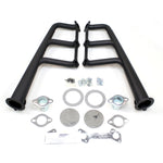"Patriot Exhaust H8474 1 3/4""x3 1/2"" Lakester Header Ford Lakester Flat Head Hi-Temp Black Coating"