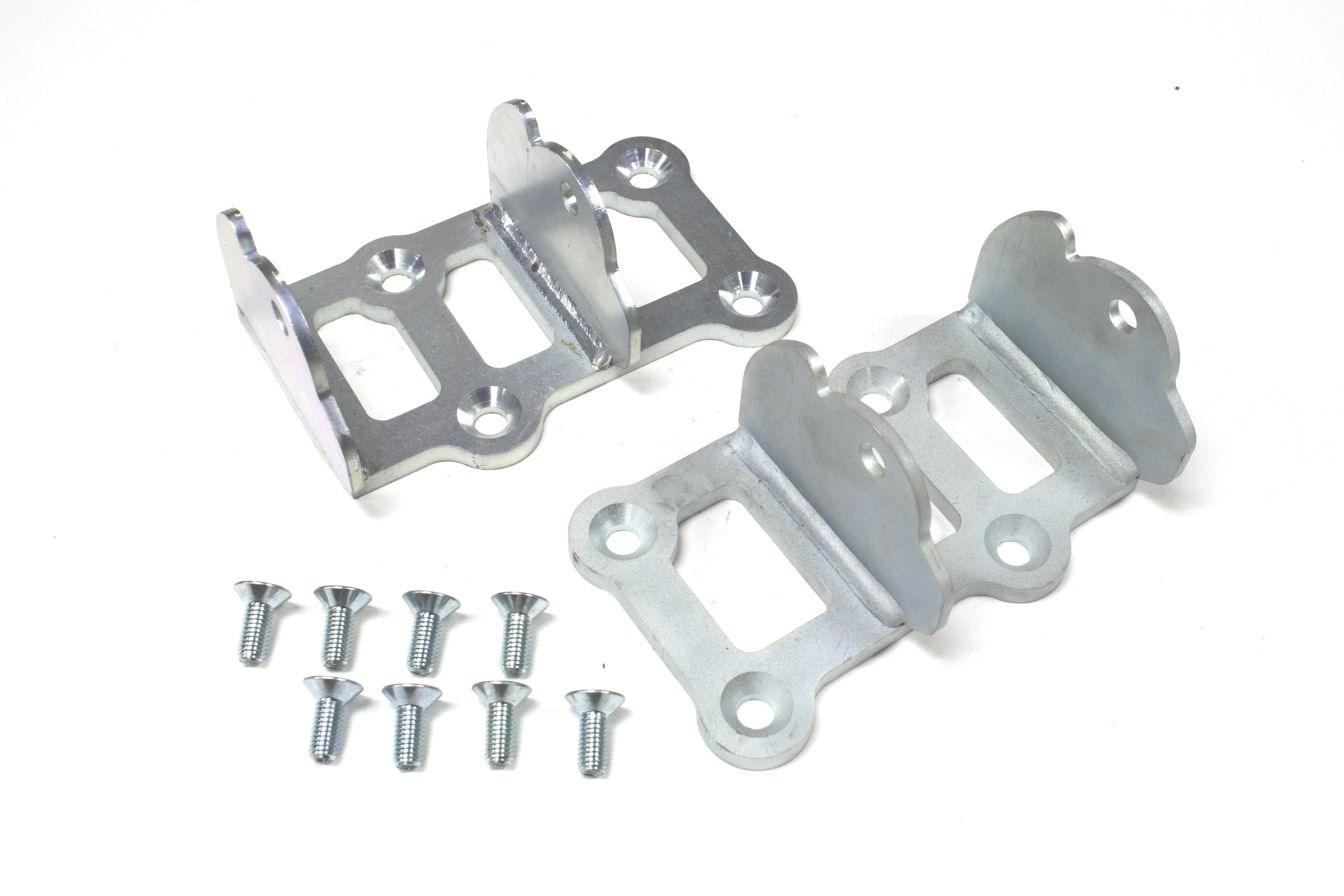 Doug's Headers SK101 Motor Mount Adapter Plate Kit for LS1/LS6 GM engines into 73-87 C10 Chevy Trucks
