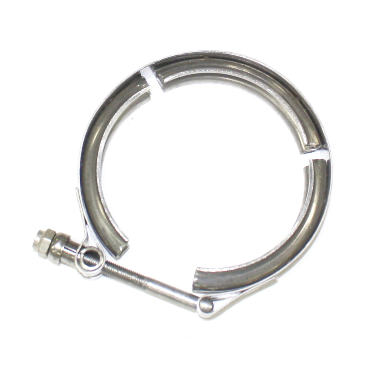 "JBA Performance Exhaust VB30CP 3"" Stainless Steel V-Band Clamp ""Sold individually"""