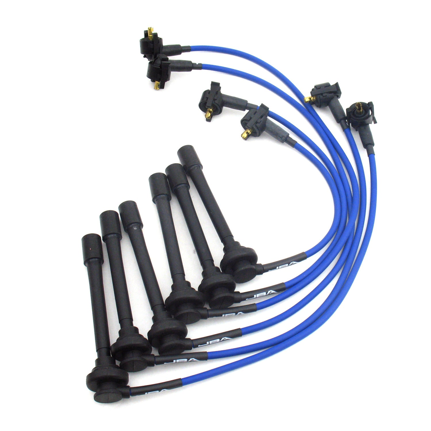 JBA Performance Exhaust W06479 Ignition Wires 98-00 Ranger 3.0L Blue
