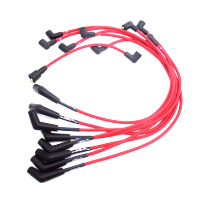 JBA Performance Exhaust W0650 Ignition Wires Ford 289/302/351 Red