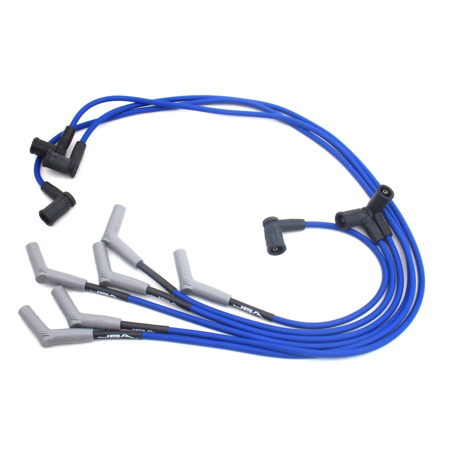JBA Performance Exhaust W06719 Ignition Wires Ford 01-03 4.2L Blue