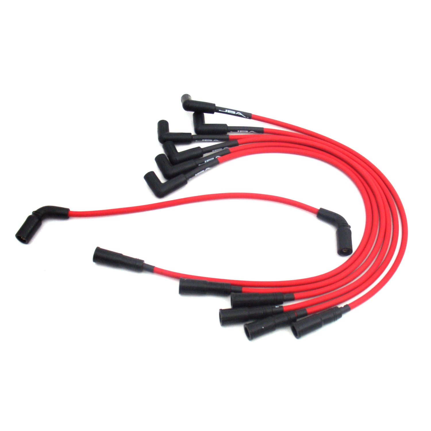 JBA Performance Exhaust W0842 Ignition Wires 96-05 GM 4.3L Full Size Truck Red