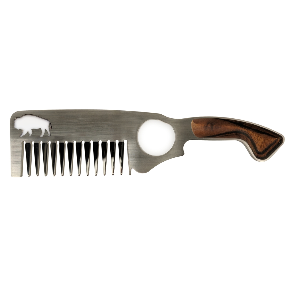 Bro Spot Bisson Hair and Beard Comb No.2