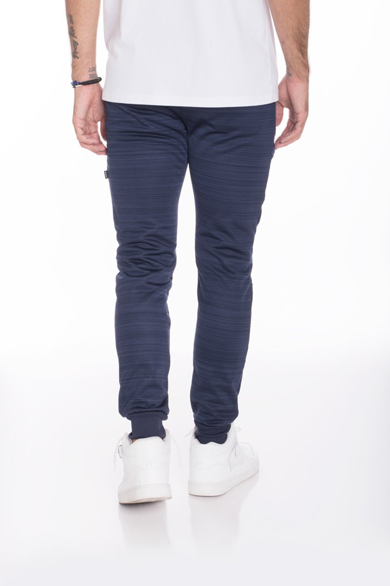 ESSENTIAL MARBLE JOGGER- NAVY-AcDrift