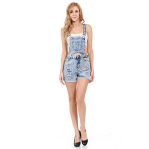 Open image in slideshow, M.Michel Women's Romper - Style K754-AcDrift