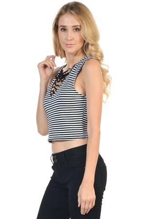 Sweet Look Women's Top - Style D13-AcDrift