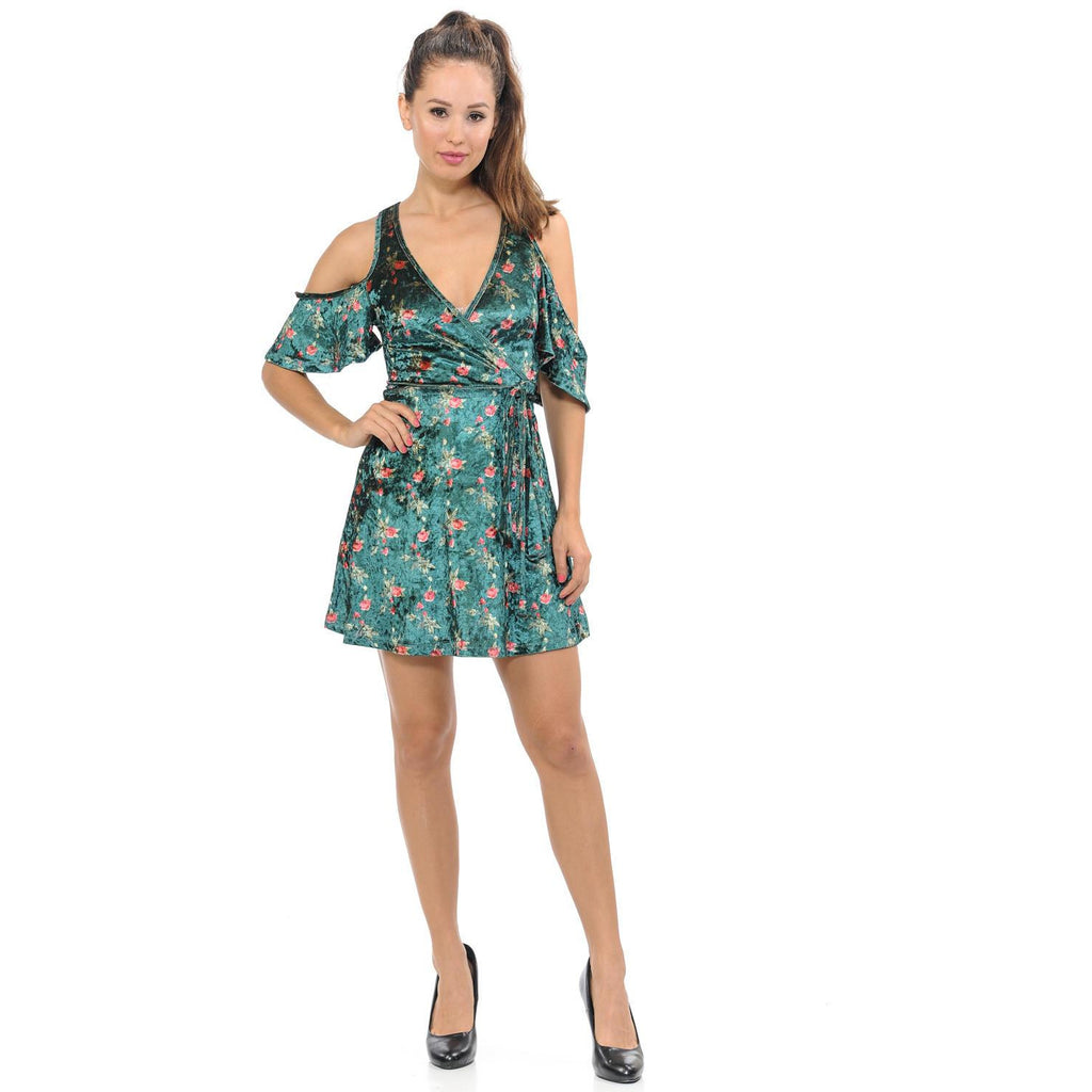 Sweet Look Fashion Women's Dress - M0510-AcDrift