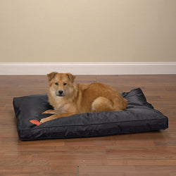 Image of Slumber Pet Toughstructable Dog Bed - Black