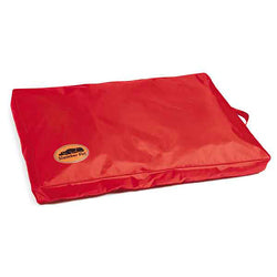Image of Slumber Pet Toughstructable Dog Bed - Red