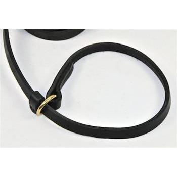 DT SLIP LEATHER DOG LEASH