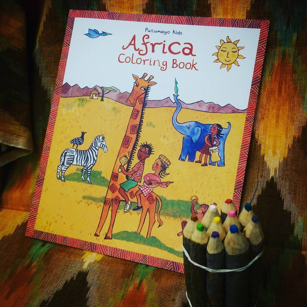 Global Gifts at Nora: April Give-A-Way Celebrates Africa