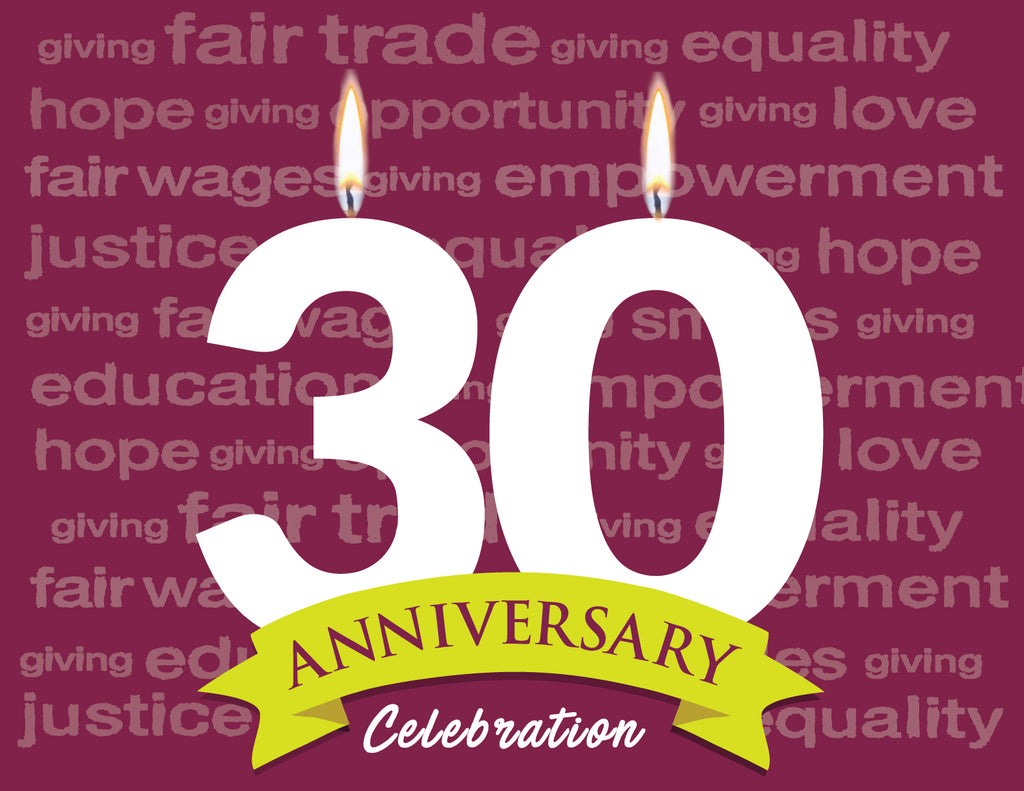 Global Gifts Fair Trade Store Celebrates 30 Year Anniversary