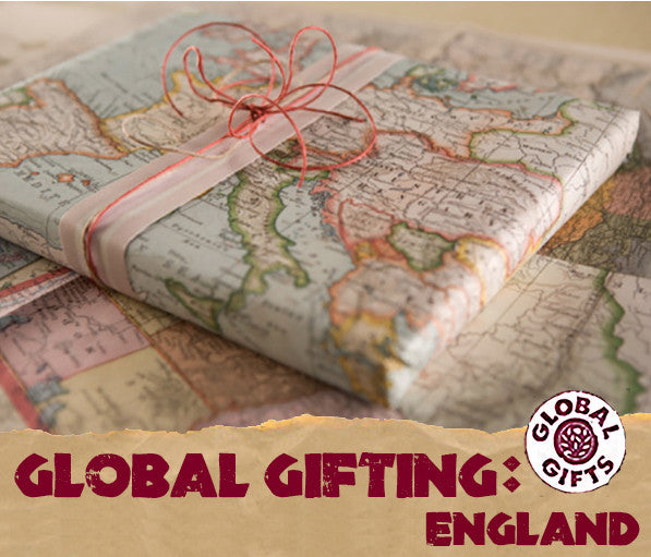 Fun Facts for the Global Gifter: England