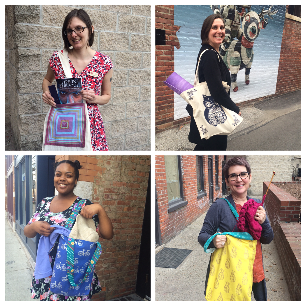 Short North: What's in Your Tote Bag?