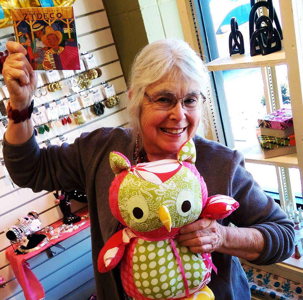 10-Year Volunteer Shows Loves For Fair Trade and Sustainability