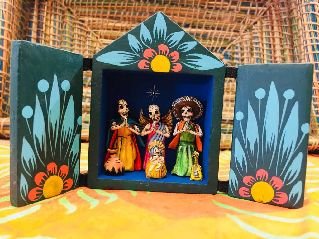 Rest in Peace: Remembrance with Retablos