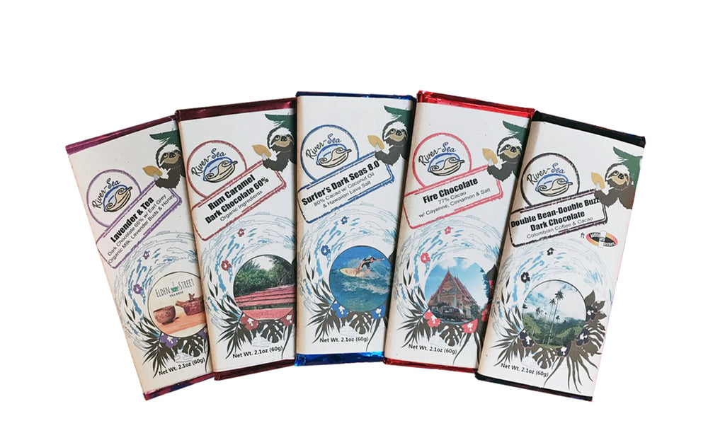 New River-Sea Chocolates Sail Into Global Gifts!