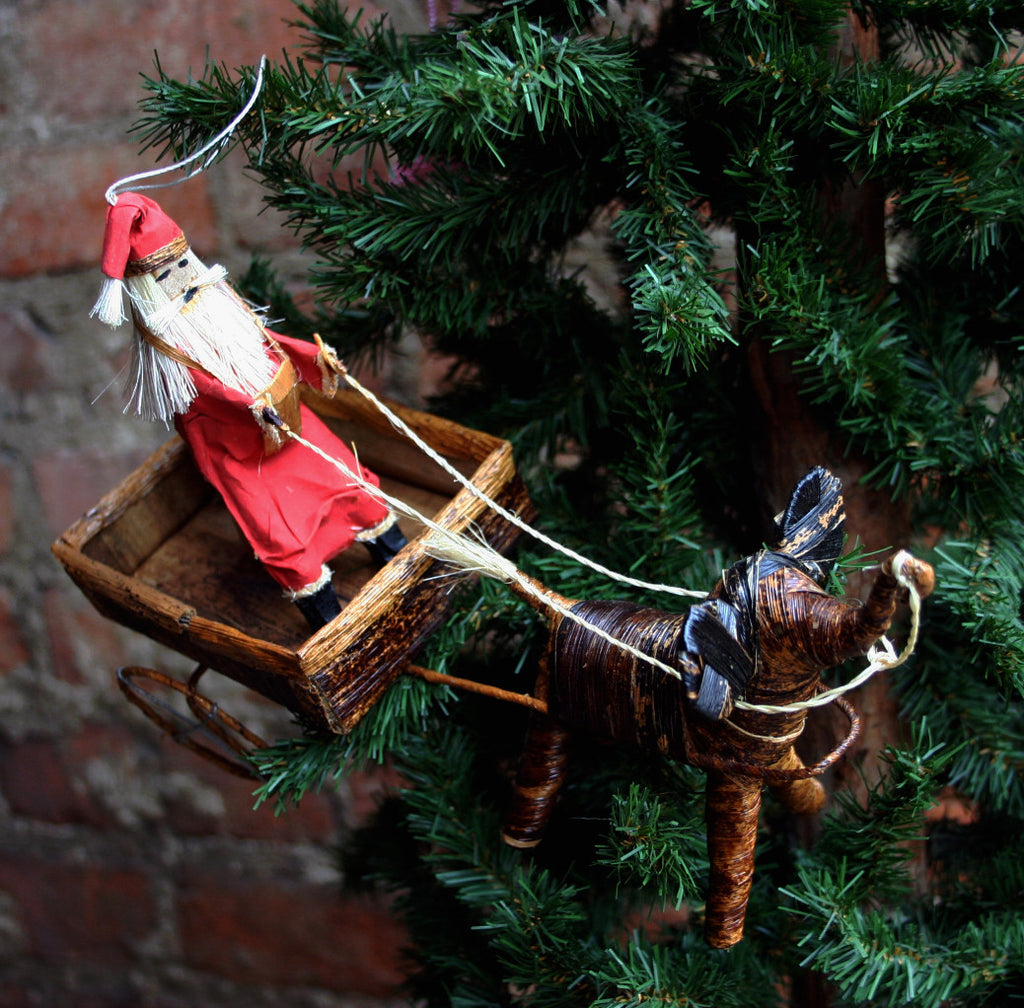 Find Fair Trade Ornaments that Reflect Your Style