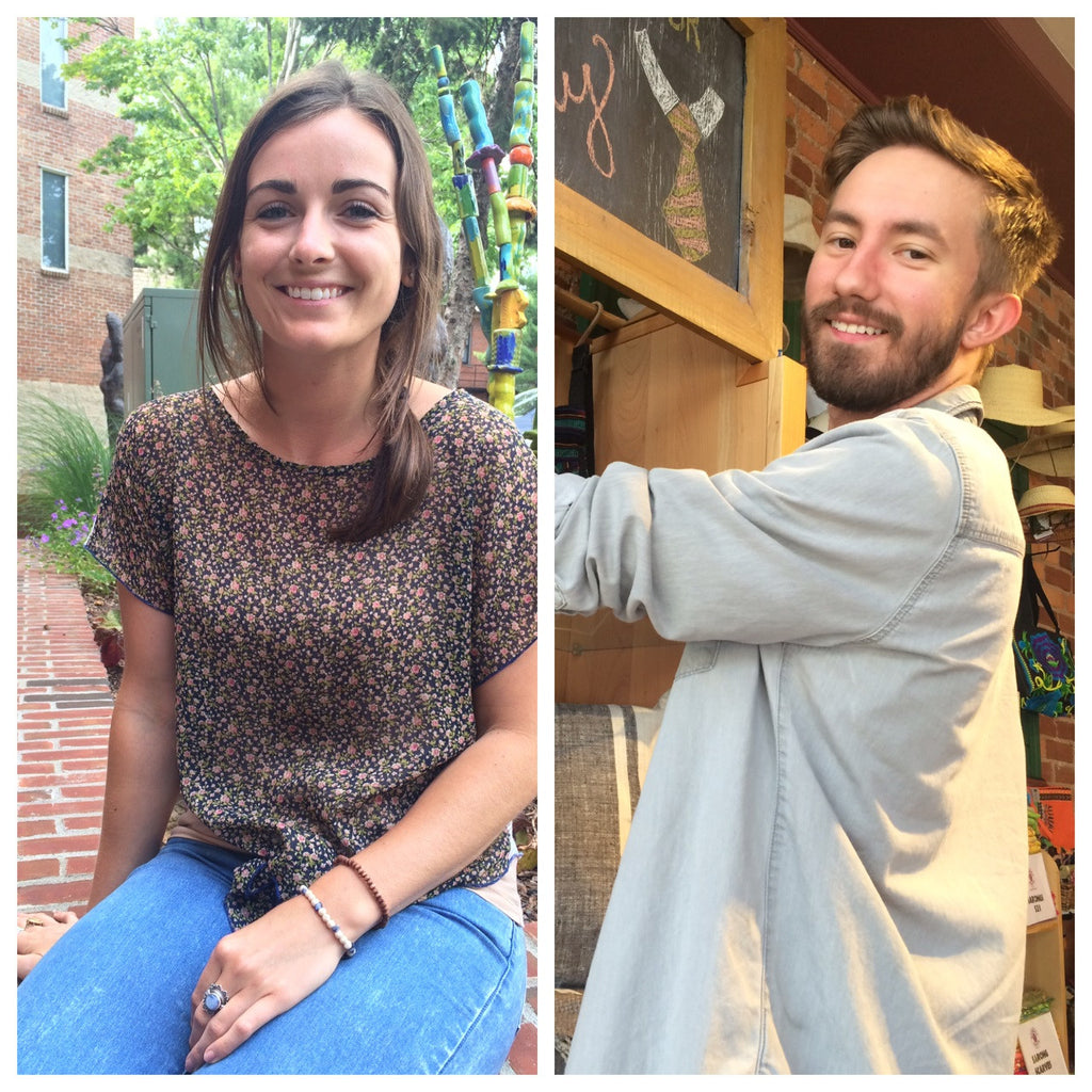 Global Gifts Short North: Meet (MORE) Interns!