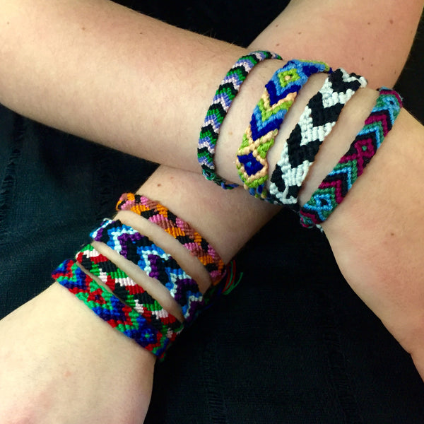 Bloomington Guatemalan Friendship Bracelets Global Gifts