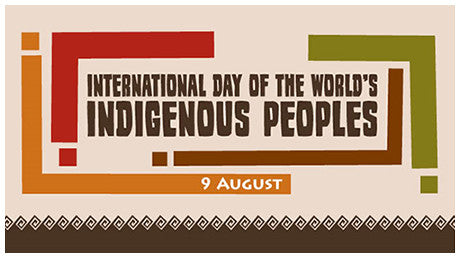 Happy International Day of the World's Indigenous Peoples!