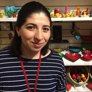 Short North: New Volunteer from Chile Brightens Our Day!