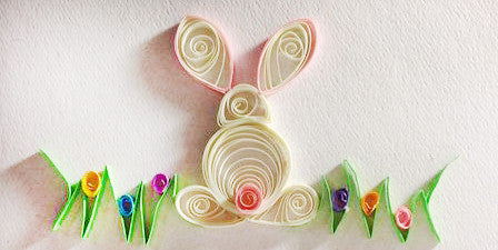Quilling Workshop: March 18 at Our Nora Store!
