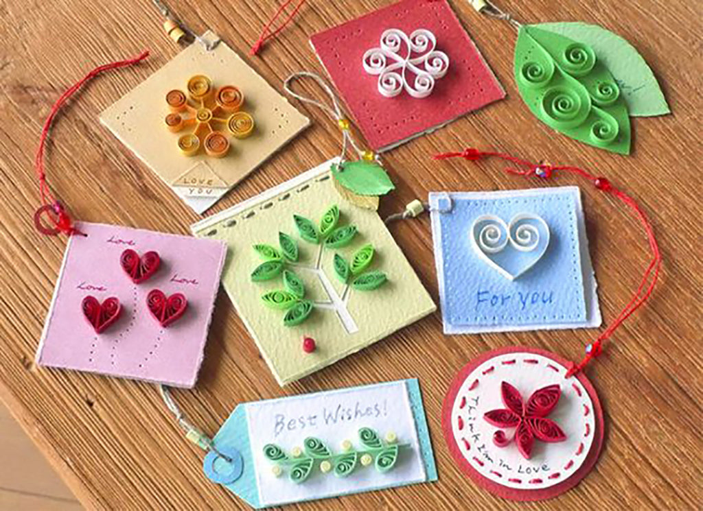 How To Make Paper Quilling Gift Box:  Global Giftsrh:globalgiftsft.com,Design